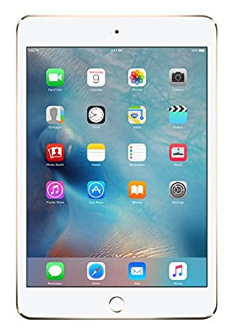 Apple iPad Mini 4 16GB 4G - Gold - SIM-Free