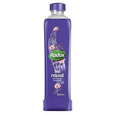 Radox Feel Good Fragrance Relax Bath Soak,
