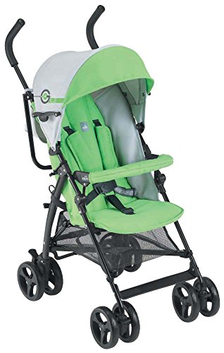 Lightweight And Compact Baby Stroller Agile C84 VERDE Cam