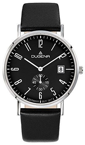 Dugena Women's Analogue Quartz Watch with Leather Strap 4460666