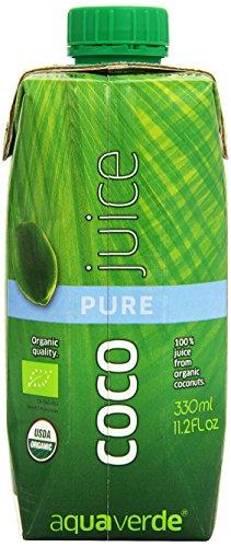 Aqua Verde Jus de Coco 330ml