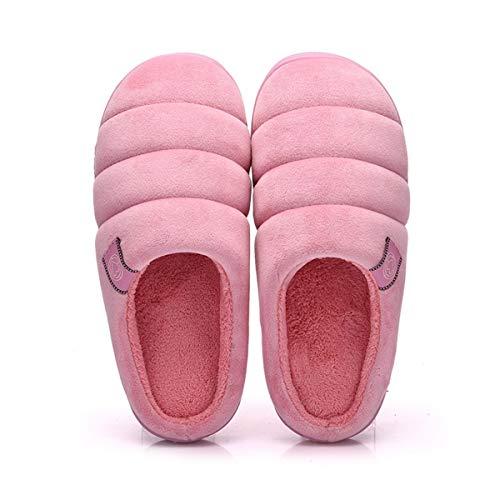 Lianaio pantofole pantofole classiche in cotone morbido antiscivolo morbide semplici e comode serie classic per 35/36