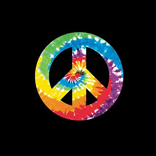Frieden und Liebe Schild Damen T-shirt XS-2XL Neu Schwarz