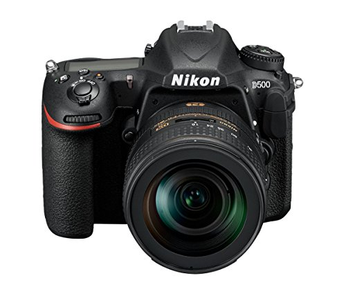 Nikon D500 20.9MP Digital SLR Camera (Black) with AF-S DX 16-80 f/2.8-4E ED VR Lens