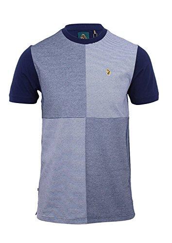 luke-1977-camiseta-para-hombre-azul-lux-navy-mix-medium