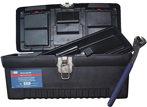Uniqat Werkzeugkoffer Kunststoff