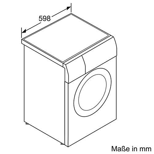 Siemens WD15G442 iQ500 Waschtrockner - 6