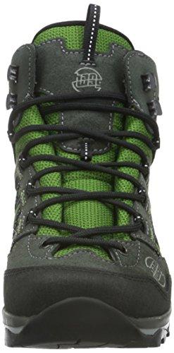 Hanwag Belorado Mid Lady Gtx, Chaussures de Randonnée Hautes Femme Vert (LEAF GREEN)