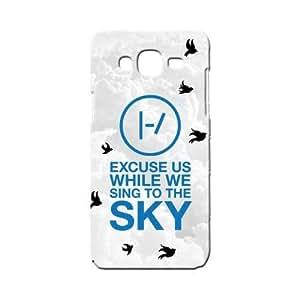 G-STAR Designer 3D Printed Back case cover for Samsung Galaxy E5 - G0411