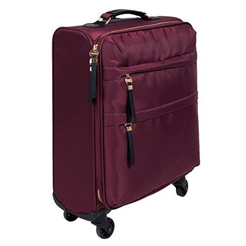 Parfois - Trolley Femme - Donne - Taglie S - Colore Vino Colore Vino