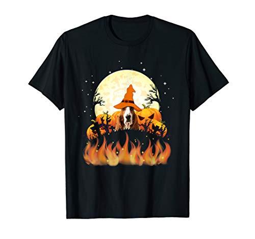 Bloodhound Tee Shirt Halloween - Bloodhound Hunde Kostüm