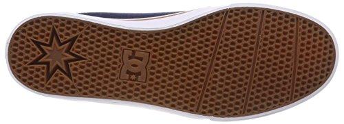 DC Trase TX M Shoe FRN, Sneaker Basse Uomo Blau (Navy/Camel Nc2)