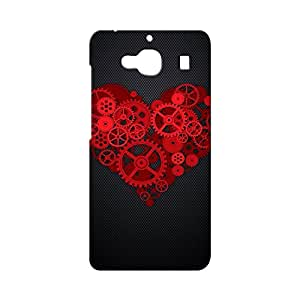 BLUEDIO Designer Printed Back case cover for Lenovo P1M - G1126