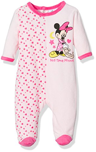 Disney Minnie Mouse EP0368, Pigiama Bimbo, Pink (17-1937TC), 12