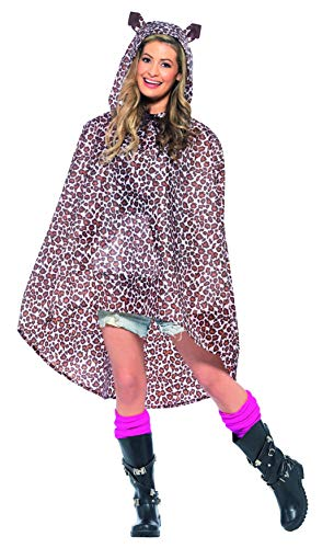 arden Party Poncho, Poncho mit Zugbeutel, One Size, 27608 ()
