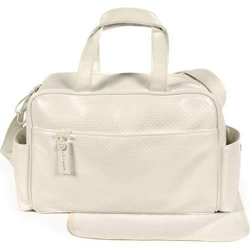 Pasito a pasito 73668 - Bolsa canastilla, diseño beige new cotton