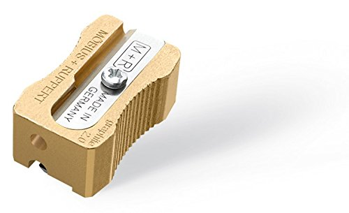 M+R 706141000 Minenspitzer doppelt Messing Geschenkverpackung - 2