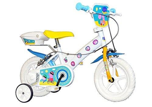Peppa Pig 12-inch Bike