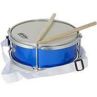 """DB Percussion DB0101 - Caja infantil 10"""" x 4"""" 4 divabed-bord-torn, color azul"""