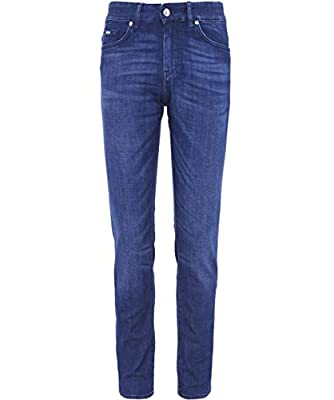 BOSS Hugo Boss Men's Slim Fit Delaware3-1 Jeans Medium Blue