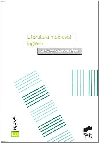Literatura medieval inglesa Cover Image