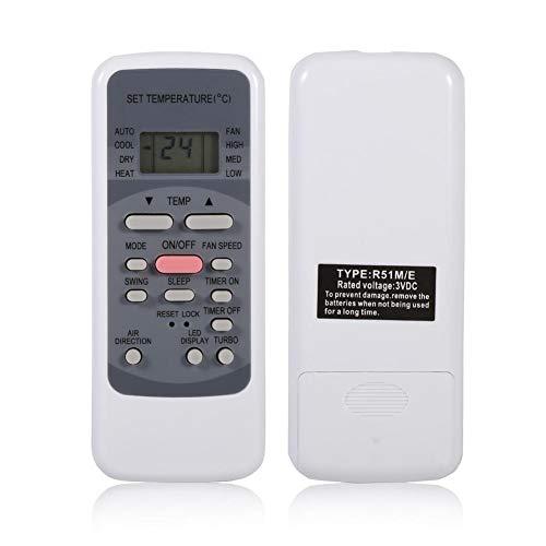 Mando distancia repuesto Midea Air Conditioner, universal