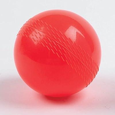 Central entrenamiento deportivo de cricket Match bola de cricket Windball–Pelota Semi suave plástico