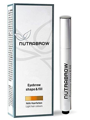 Nutracosmetic NutraBrow Eyebrow Shape & Fill Light, 2 ml
