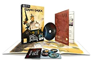 Sam & Max: The Devil's Playhouse - Collector's Edition (PC DVD)
