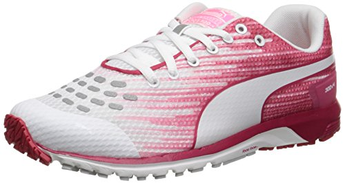 Puma Faas 300 V4 Wn Running Shoe White/Virtual Pink/White