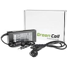 Green Cell® Cargador Notebook CA Adaptador para Packard Bell EasyNote MX45-P-025 Ordenador (Salida: 19V 4.74A 90W, Dimensiones de la clavija: 5.5-1.7mm) Laptop Cable de Alimentación para PC Portátil