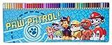 Pat patrouille - Crayons de couleurs Mega Box de 50 pièces