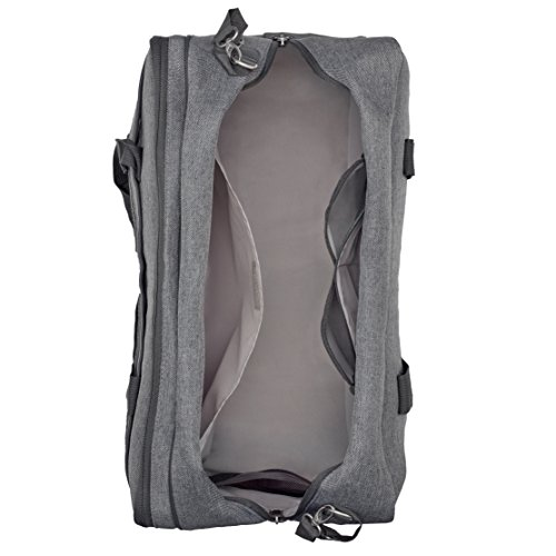 Babymoov Wickeltasche Traveller Bag, smokey - 4