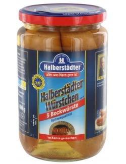 Halberstädter Bockwurst 400g