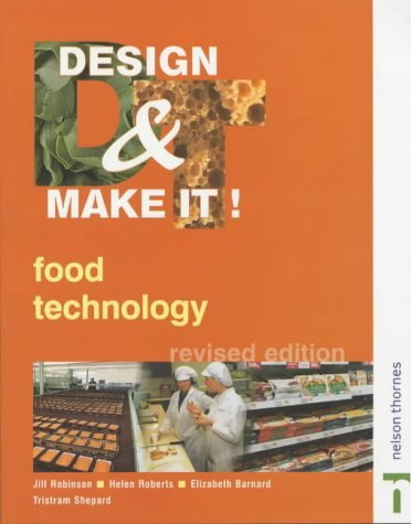 design-make-it-gcse-revised-food-technology-by-jill-robinson-2001-07-12