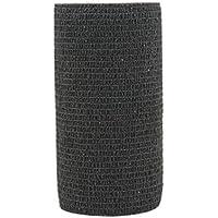 STpro Selbstklebender Verband Tape Fixierverband Selbsthaftende Bandage Tape Haftbandage 10cm x 6 Stück Schwarz... preisvergleich bei billige-tabletten.eu