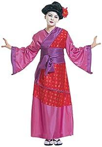 WIDMANN S.R.L. Niñas China Girl Child 158cm Costume Large 11-13 años (158cm) para Oriental del Vestido China