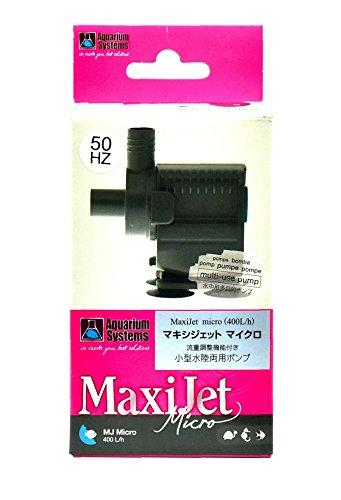 Pompe MAXIJET Micro 140 à 400 L/h - Aquarium Systems