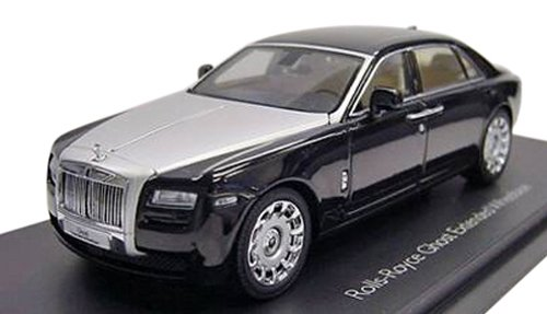 rolls-royce-143-ghost-extended-wheel-base-diecast-model-car-diamond-black