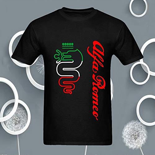 Details About T-Shirt Alfa Romeo Auto Car Size S-XXXL