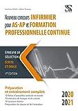 Nouveau Concours Infirmier pour AS-AP et Formation Professionnelle Continue 2020-2021...