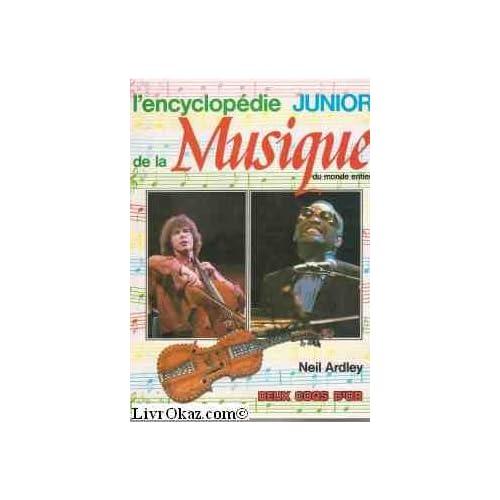 L'encyclopédie junior de la musique du monde entier