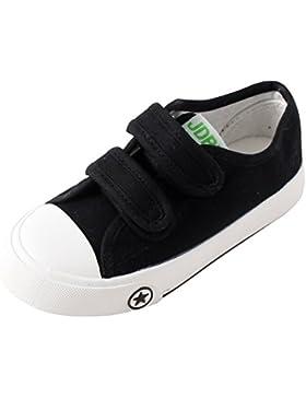 Alexis Leroy Velcro - Zapatillas de deporte de lona/canvas Unisex Niños