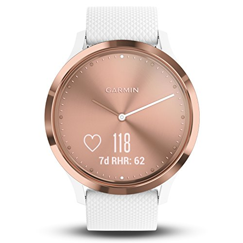 Garmin 010 01850 01 Vivomove HR Sport Smartwatch