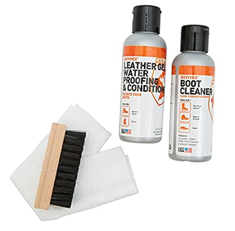 McNett ReviveX Leather Boot Care Kit