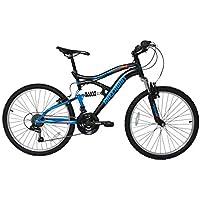 Greenway - Bicicleta de montaña (Multi suspensión) ...