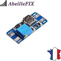 Módulo MT36082V ~ 24V DC-DC Step up power alimentación ajustable