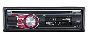 JVC KD-R311E Autoradio CD mp3/wma 4 x 50 W Noir