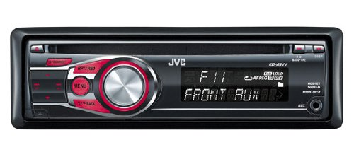 JVC KD-R311 Car Stereo CD/MP3/WMA Front Aux Input
