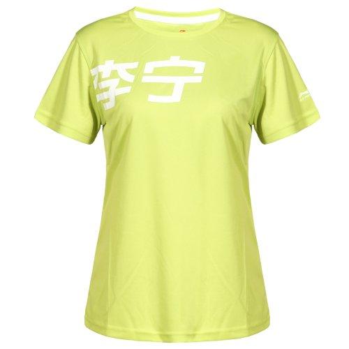 li-ning-camiseta-de-running-para-mujer-tamao-s-color-spargelgrn